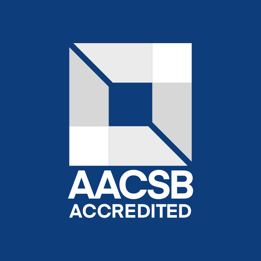 Creighton University is an AACSB-accredited business school