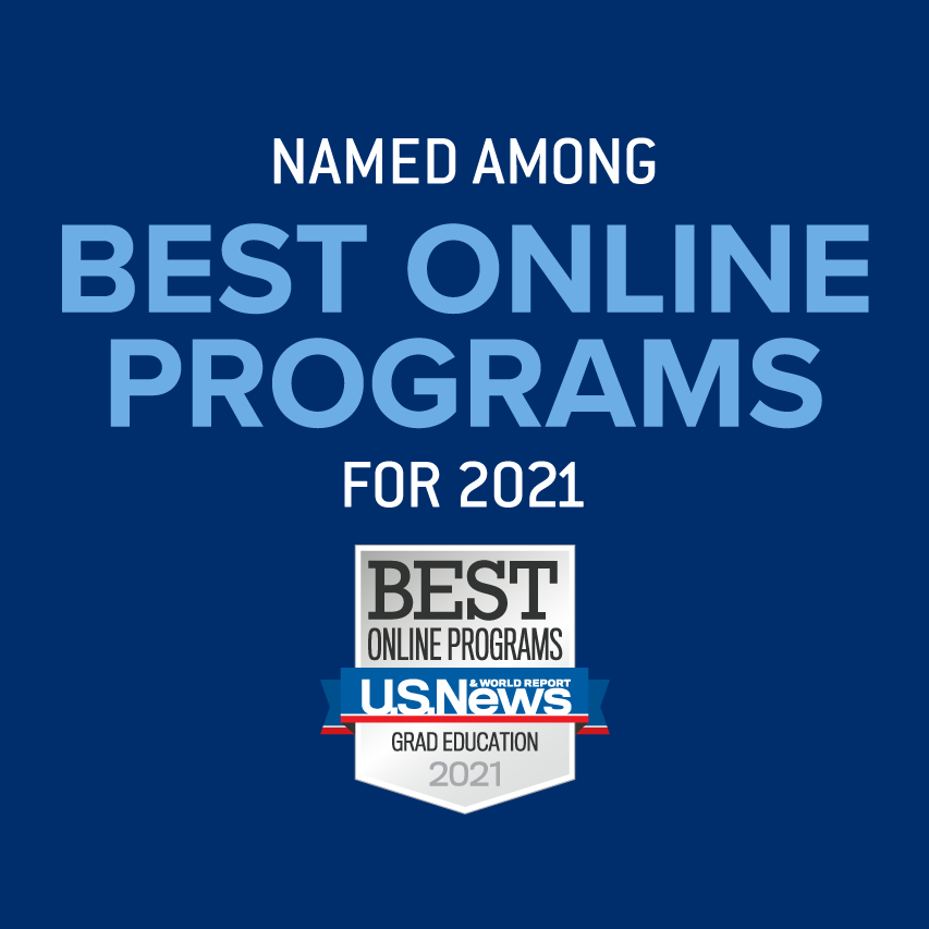 Named Among Best Online Programs