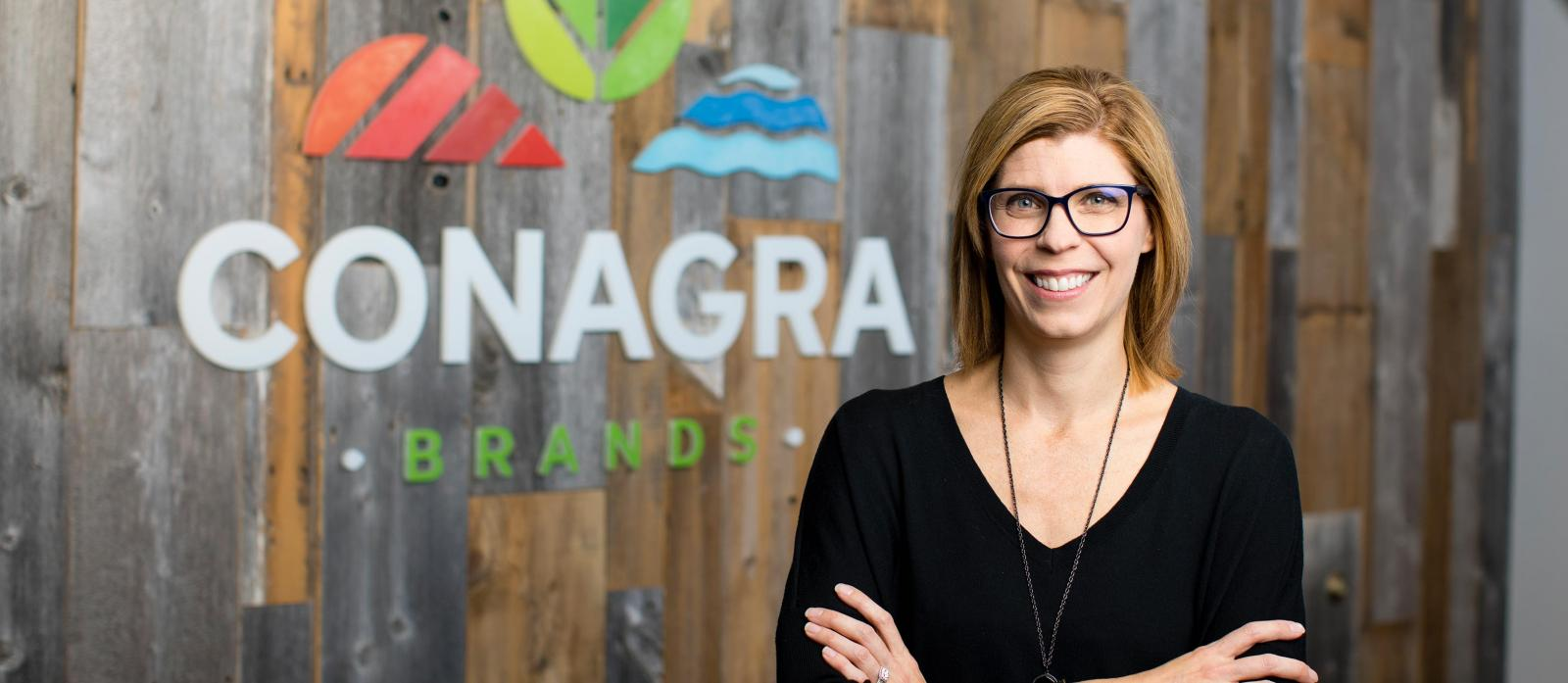 Mindy Simon, MBA Alumna and CIO at Conagra Brands